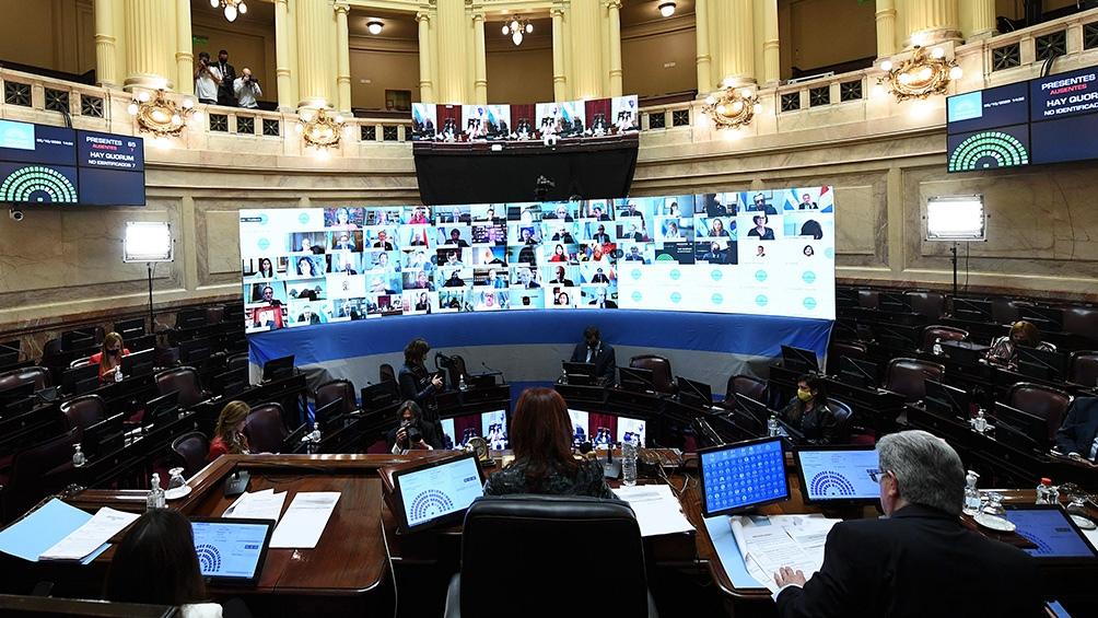 SENADO: Con temario acordado, la cámara Alta vuelve a sesionar con un proyecto sobre quiebras