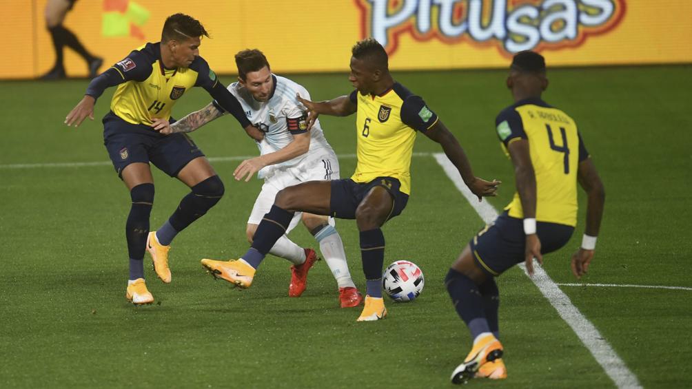 Una de las figuras de la selección colombiana dijo que a Messi