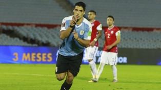 Uruguay dio la lista para los duelos ante Argentina y Bolivia