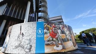 """El Programa Mundial de Alimentos recibió el Nobel de la Paz y advirtió de una """"pandemia de hambre"""""""