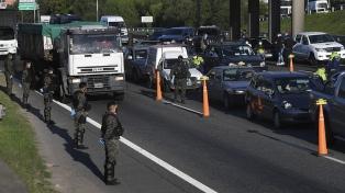 Seis municipios retiran los controles en las rutas desde el lunes