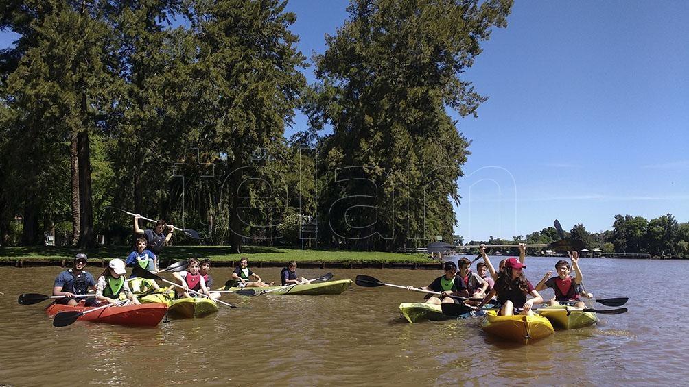 Tigre cuenta con nuevos paseos náuticos que permiten conocer los tesoros históricos y paisajísticos del Delta.