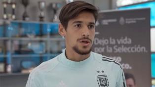 Martínez Quarta viaja para sumarse al seleccionado pero se expone a sanciones