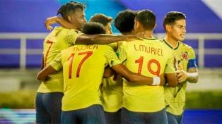 Colombia se hizo fuerte como local ante Venezuela