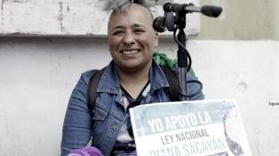 """El hermano de Diana Sacayán afirmó que la ley de cupo """"es su legado como militante trans"""""""