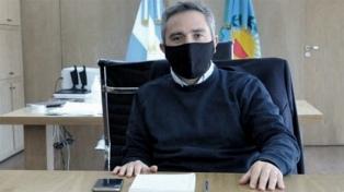 """Larroque se mostró """"optimista"""" sobre el resultado del Frente de Todos en las PASO"""