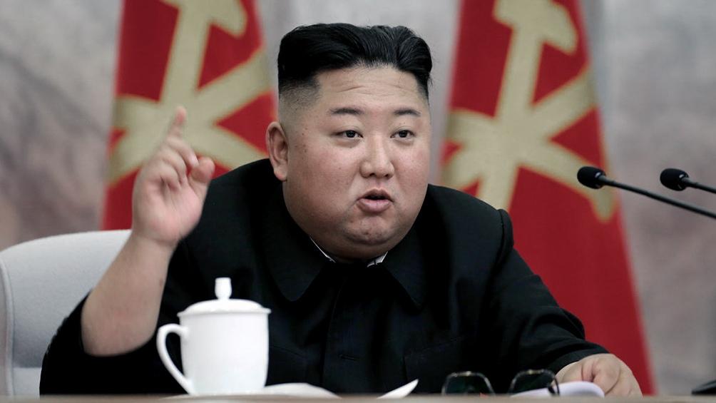 Corea del Norte permanece aislado del mundo desde enero de año pasado cuando cerró sus fronteras para intentar protegerse del virus.