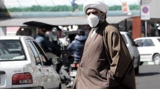Irán registra récord de nuevos contagios con más de 23.000 en un día