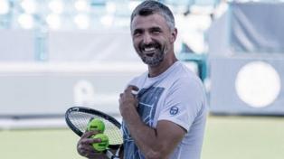 """""""Nadal no tiene posibilidades"""", dice Goran Ivanisevic, entrenador de Djokovic"""