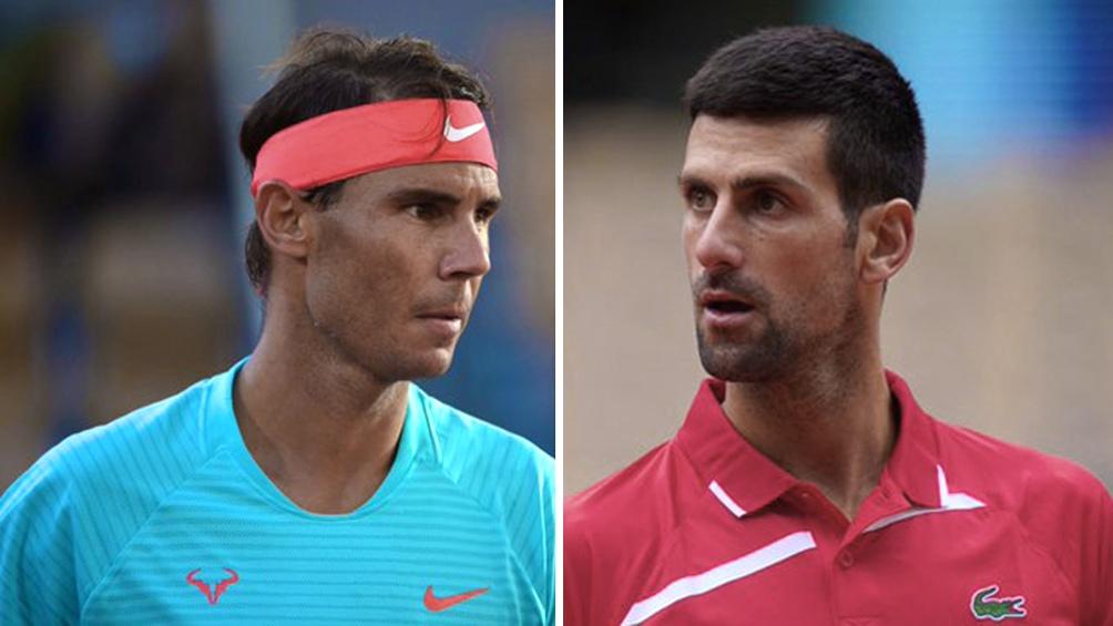 Rafael Nadal fue 12 veces campeón de Roland Garros, y Novak Djokovic es el número uno del mundo.