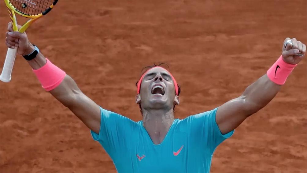 Rafael Nadal confirmó que jugará el tradicional torneo Conde de Godó