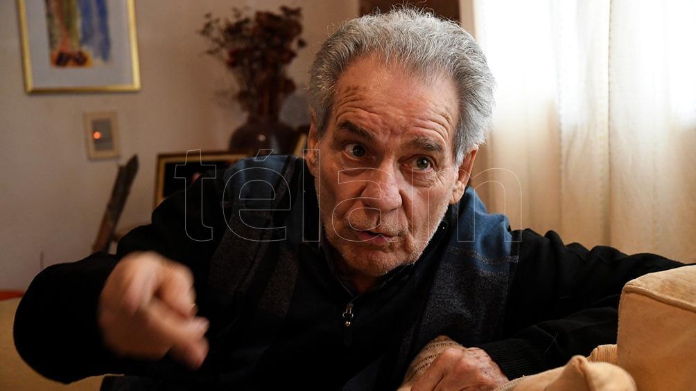 El presidente Alberto Fernádez recordó al actor Hugo Arana