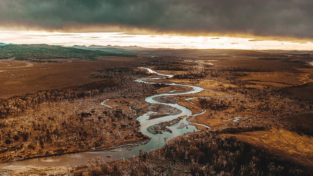 La provincia estudia declarar a la península área natural protegida.