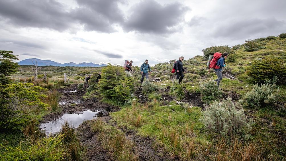 Caminatas y cabalgatas, entre las propuestas para disfrutar del paisaje.