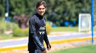 Dybala quedó desafectado para el partido contra Bolivia