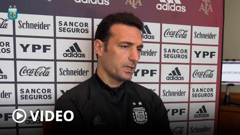 """""""En la altura, Bolivia es una de las mejores selecciones del mundo"""", advirtió Scaloni"""