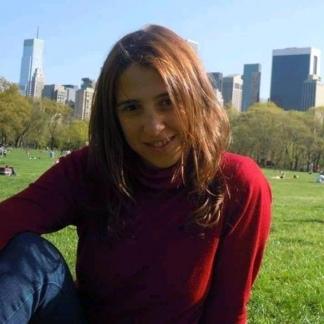 Julita Elffman,una periodista que alguna vez fantaseó con ser astrónoma.