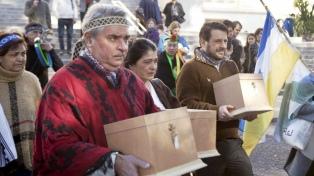 Comunidades Mapuche piden la restitución de otro ancestro al Museo del Hombre