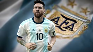 Argentina ascendió un puesto en el escalafón mundial de la FIFA