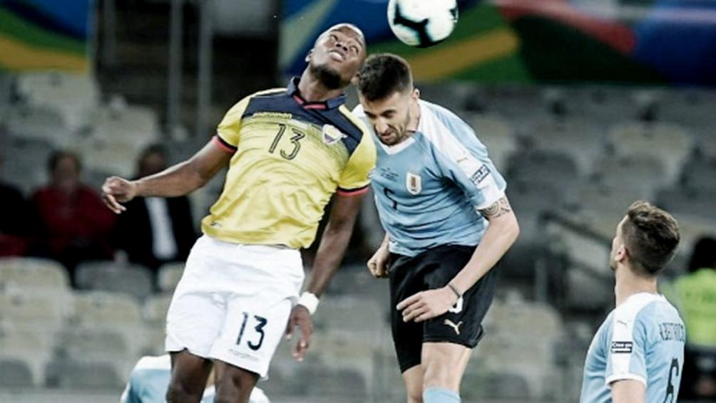 Ecuador, con el argentino Gustavo Alfaro como técnico, recibe a Uruguay en Quito