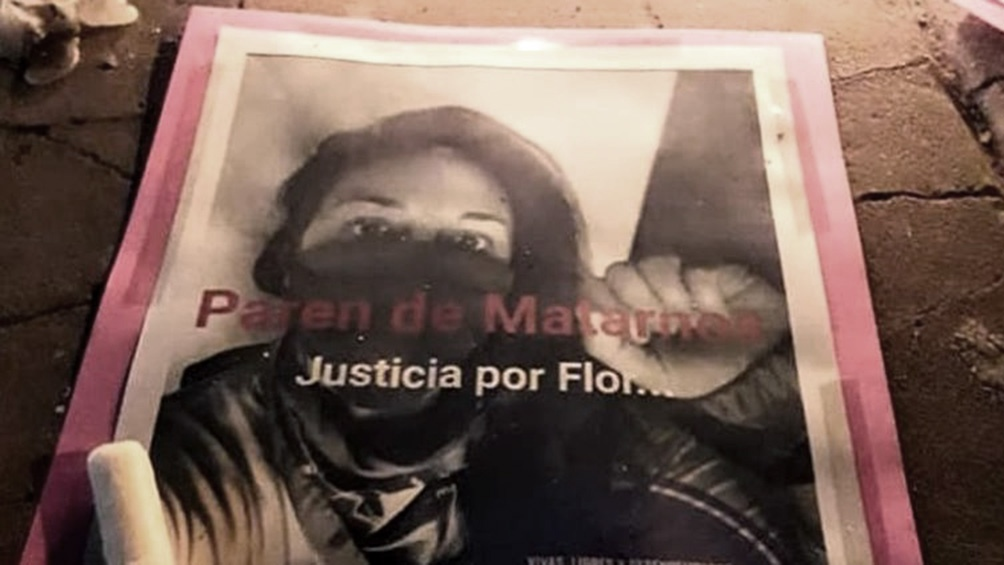 """Gómez Pouillastrou era esteticista y activa militante feminista, cercana al movimiento denominado """"Las Chuecas"""", de San Jorge."""