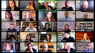 El Grupo de Puebla renueva su apoyo a Alberto Fernández