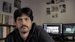 """Federico Sosa: """"Hacer películas es pensarse a uno mismo dentro de la cadena de luchas"""""""
