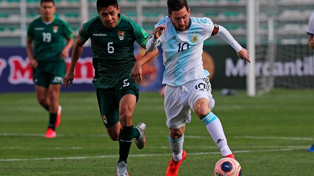 Argentina jugará ante Chile y Colombia en el regreso de las eliminatorias sudamericanas (foto archivo)