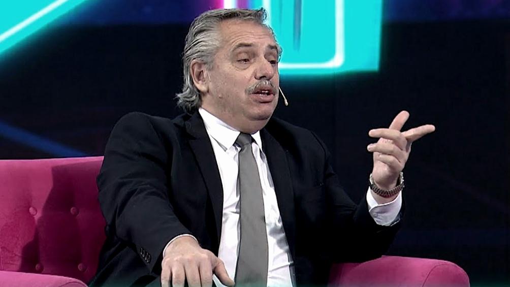 ENTREVISTA-Alberto Fernández: «Macri debe tener un problema de amnesia severo»