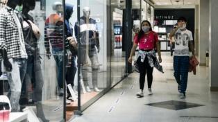 Reabren los shoppings en la Ciudad