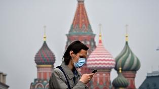 Rusia: el 25 % de los recuperados de coronavirus presentan complicaciones