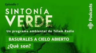 Télam presenta Sintonía Verde, un nuevo ciclo de podcasts sobre Ambiente