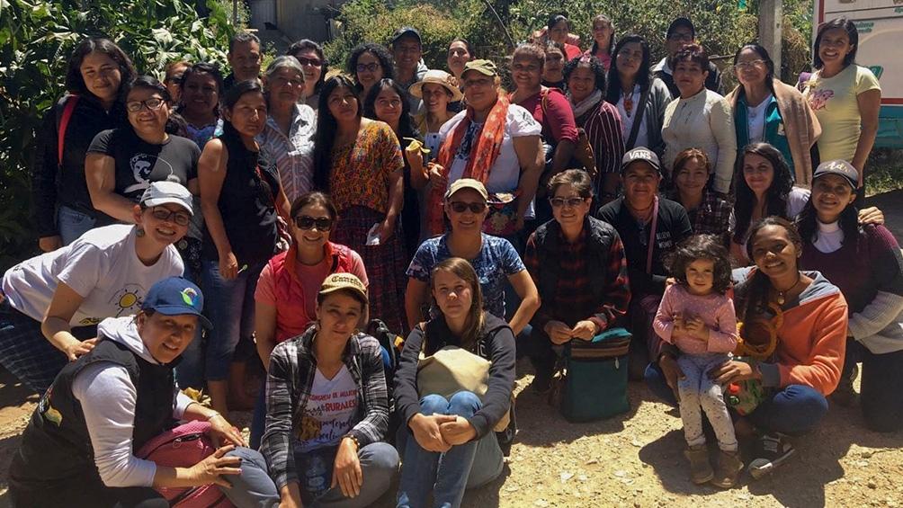 Se crearon iniciativas para trabajar en el acceso a la tierra de las mujeres rurales.