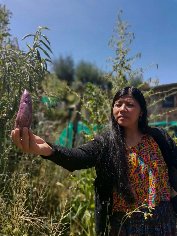 La mujer del campo resultó desproporcionadamente golpeada por la crisis económica y sanitaria de la pandemia.