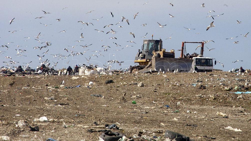 Uno de los objetivos es erradicar los basurales a cielo abierto.