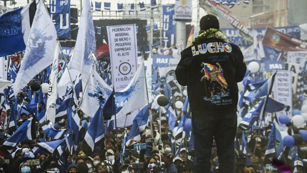 Tras el amplio triunfo en las presidenciales el año pasado, el MAS buscará extender su hegemonía en las regionales