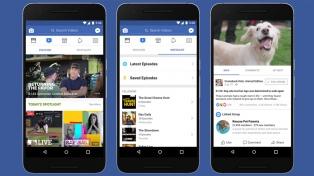 Con énfasis en el vivo y programas no guionados, Facebook Watch busca su lugar
