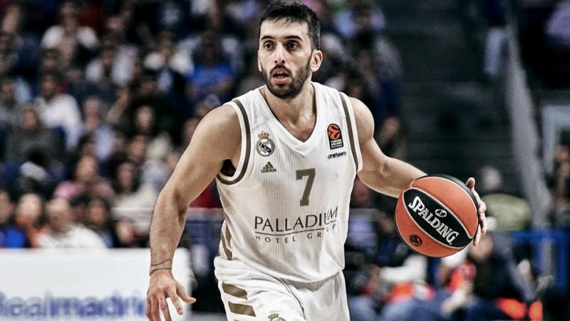 Campazzo tiene un acuerdo verbal con Denver y el domingo será jugador NBA - Télam - Agencia Nacional de Noticias