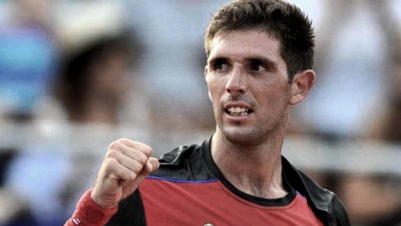 Delbonis se ganó su lugar para jugar ante Nadal y Pella fue eliminado en Montecarlo