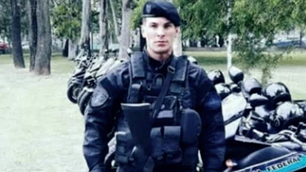 Diego Digiácomo, asesinado en Ramos Mejía