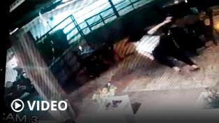 El cabo de la PFA asesinado recibió dos disparos y hallan el auto de los homicidas en Nueva Pompeya