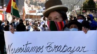 Bolivia llega a las elecciones en la peor situación económica en décadas