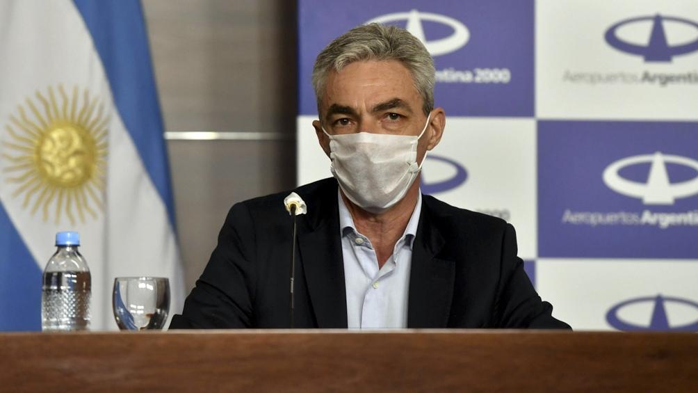 Ministro de Transporte, Mario Meoni