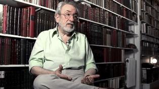 Murió el poeta, historiador y ensayista Horacio Salas
