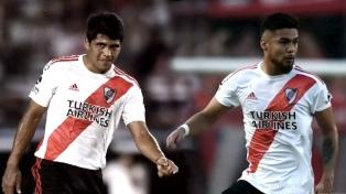 Rojas y Paulo Díaz empiezan a competir por el lugar de Martínez Quarta
