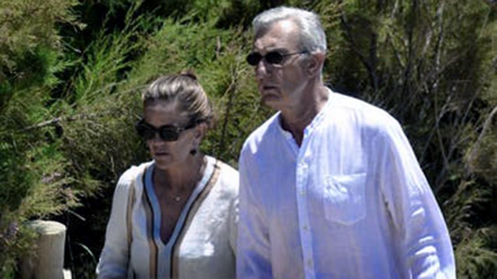 Según los peritajes, Neuss asesinó a su esposa Silvia Saravia y se suicidó.