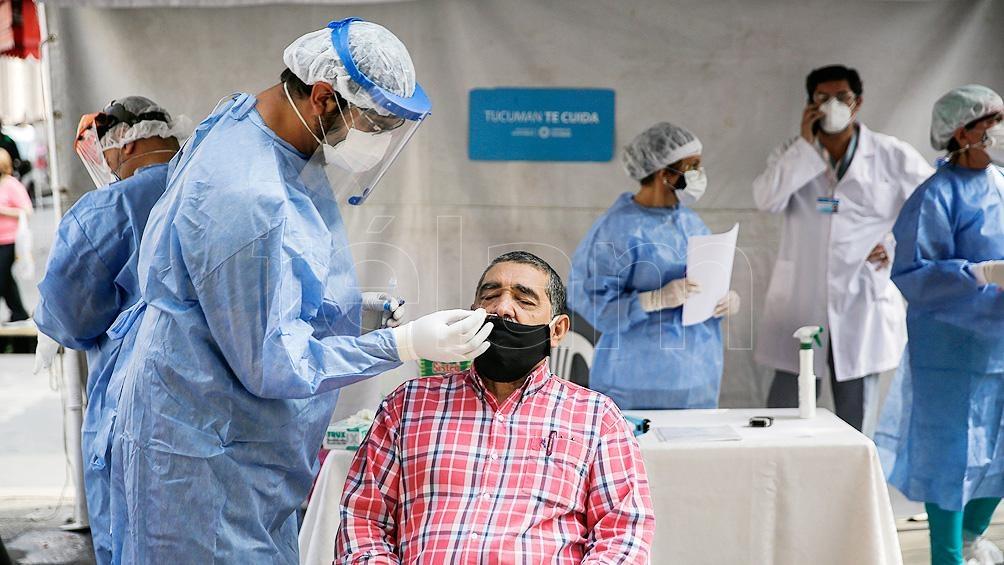 Más del 67 por ciento de pacientes con coronavirus recibieron el alta en Tucumán