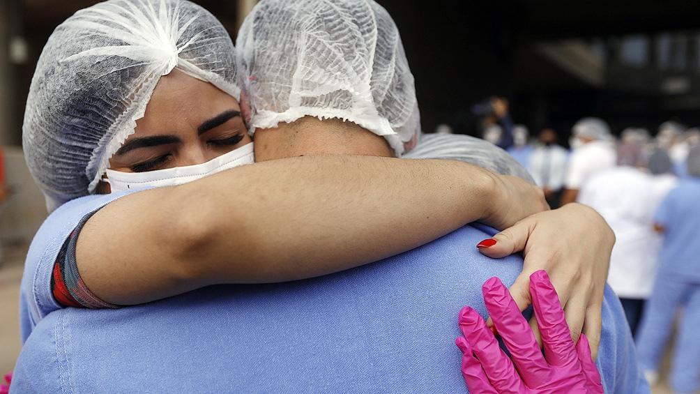 Se registraron 1.181.075 muertes relacionadas con el virus