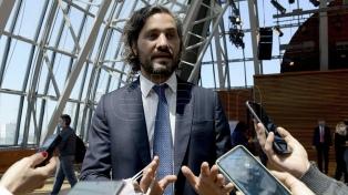 """Cafiero, sobre Boudou: """"Merece que sus derechos no sean pisoteados"""""""