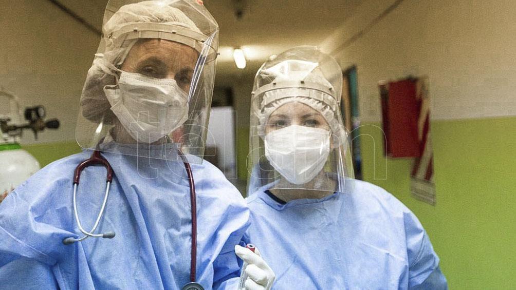Las y los trabajadores de la salud, una de las piezas claves en la primera línea contra el coronavirus.